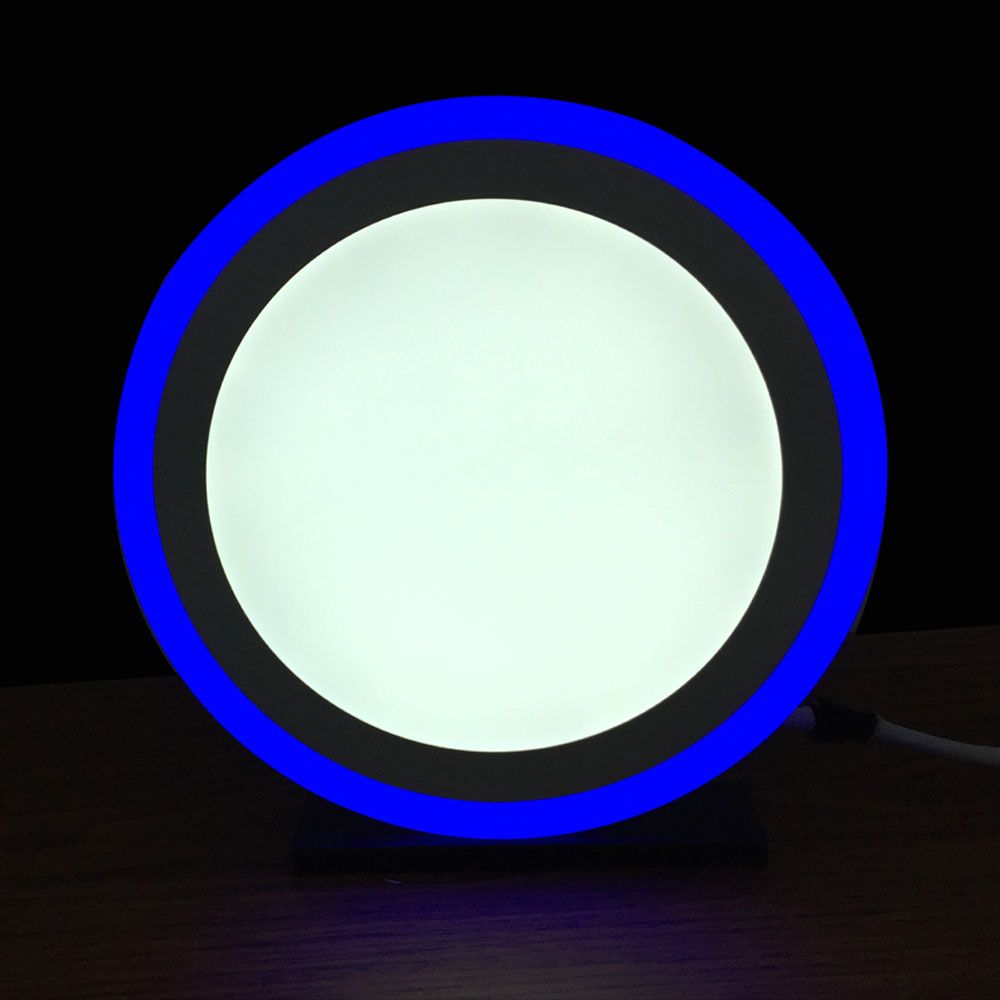 Recessed Led Ceiling Lights Double Colour Downlights